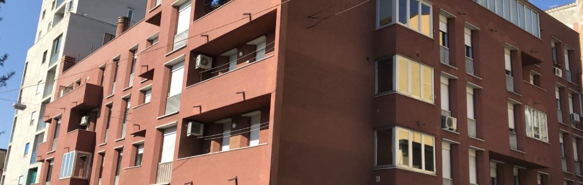 Trieste, via Colombo APPARTAMENTO LOCATO